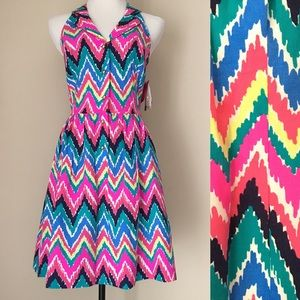 LILLY PULITZER Sherlynn Dress Hearts A Flutter